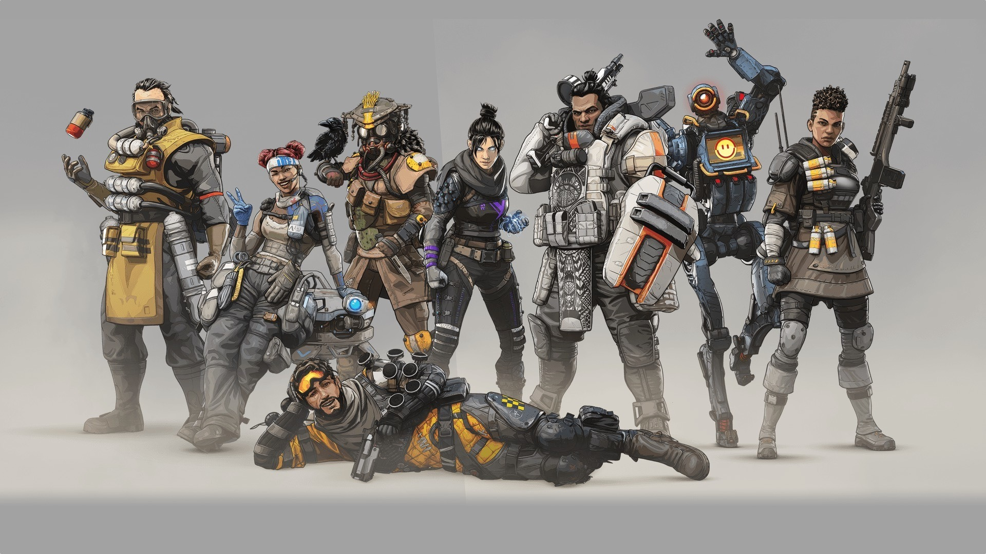 Apex Legends Wallpapers - Apex Legends'ten Oyunbozanlara Hamle !