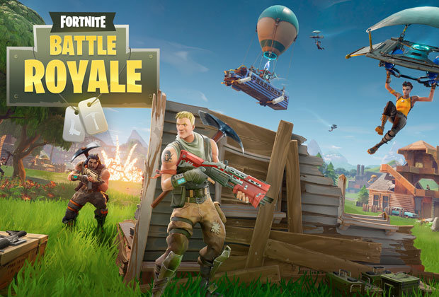 Fortnite Battle Royale COUNTDOWN Release date time for PS4 Xbox One PC FREE download 647694