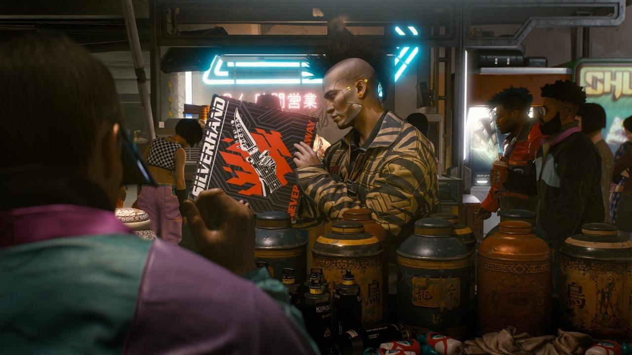 cyberpunk 2077 - Cyberpunk 2077 Devasa Sistem Gereksinimleri