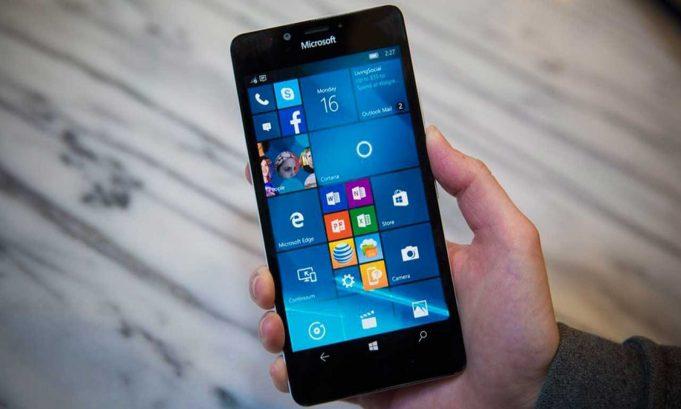 Lumia 950 windows 10